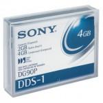 Sony Cartouche de données DDS-1 - 2/4GB