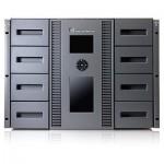 StorageWorks MSL Tape Library  4 lecteurs(1840), 96 slots, FC