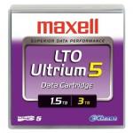 Maxell Cartouche de données LTO-5 Ultrium REW 1.5/3TB