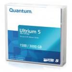 Quantum Cartouche de données LTO-5 Ultrium 1.5/3Tb