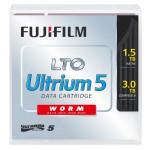 Fujifilm Cartouche de données LTO-5 Ultrium WORM 1.5/3TB
