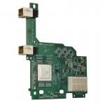 Adaptateur Dell Convergent Multi-protocole 10GbE et FC Double Port pour serveur Blade