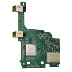 Adaptateur IBM Convergent 10GbE et 10Gb FC Double Port pour serveur Blade