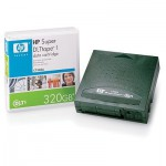 HP Cartouche de données SDLT-1 160/320 GB