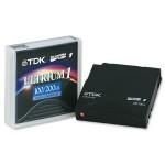 TDK Cartouche de données LTO-1 Ultrium REW 100/200GB