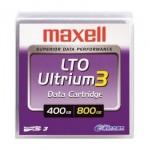 Maxell Cartouche de données LTO-3 Ultrium REW 400/800GB