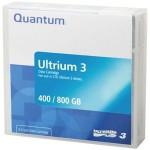 Quantum Cartouche de données LTO-3 Ultrium REW 400/800GB