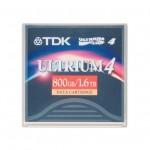 TDK Cartouche de données LTO-4 Ultrium REW 800/1.6TB