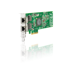 HP NC382m PCI Express Dual Port Multifunction Gigabit Server Adapter