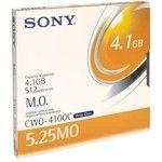 Sony Disque magnéto-optique - 4,1 Gb WORM