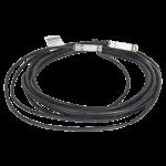 Câble en cuivre à connexion directe HP BladeSystem de classe c 10 GbE long de 7 m entre SFP+ et SFP+