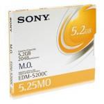 Sony Disque magnéto-optique - 5,2 Gb