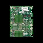 Adaptateur Ethernet HP NC550m 10 Gb 2 ports PCIe x8 Flex-10