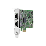 Adaptateur Ethernet HP 332T 1 Gb, 2 ports