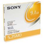 Sony Disque magnéto-optique - 9,1 Gb
