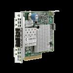 Carte Ethernet 10 Gb SFP+ HP 530FLR, 2 ports