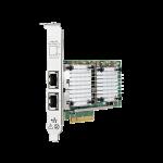 Carte 530T HP Ethernet 10 Gb, 2 ports
