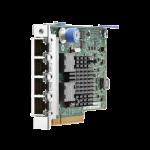 Adaptateur Ethernet HP 366FLR 1 Gb, 4 ports