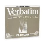Verbatim Disque magnéto-optique - 5,2 Gb WORM