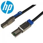 Câble SAS Externe HP 0.5m External Mini SAS High Density to Mini SAS Cable