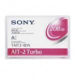 Sony Cartouche de données AIT-2 Turbo - 80/208 Gb