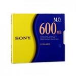Sony Disque magnéto-optique - 600 Mb REW