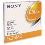 Sony Disque magnéto-optique - 650 Mb REW
