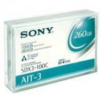 Sony Cartouche de données AIT-3 100/260GB MIC