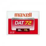 Maxell Cartouche de données DDS-5 DAT 72 - 36/72 GB