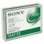 Sony Cartouche de données DDS-5 DAT 72 - 36/72 GB