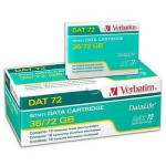 Verbatim Cartouche de données DDS-5 DAT 72 - 36/72 GB