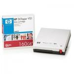 HP Cartouche de données DLT-VS1 80/160GB