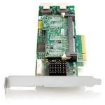 Adaptateur HP Smart Array P410i/1G FBWC 2-ports Int PCIe x8 SAS Controller
