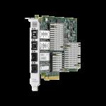 Adaptateur HP Fibre Channel 8Gb/s double port et 10GbE double port