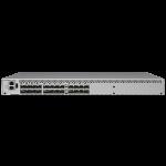 Commutateur Fibre Channel HP StoreFabric SN6000B de 16 Gb/s 48/24 ports, entrée d'air côté port