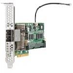 Adaptateur HP Smart Array P441/4GB FBWC 12Gb 2-ports Ext SAS Controller