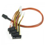 LSI Câble SAS CBL-SAS8087OCF-06M