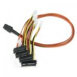 Broadcom Câble SAS CBL-SAS8087OCF-06M