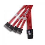 Atto Technology Câble SAS interne SFF-8087 vers 4x SATA, longueur 50 centimètres