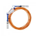 Mellanox Câble Infiniband Optique Actif QSFP+ 40Gb/s 15M