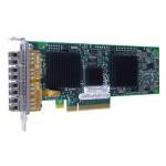 Adaptateur IBM Fibre Channel 8GB/s PCIe Quadruple Port