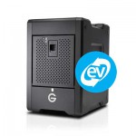 G-Technology G-Speed Shuttle ev Series Thunderbolt 3 40Tb