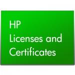 Licence de mise à niveau de logiciel HP SAN Network Advisor Professional Plus