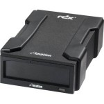 Lecteur Imation RDX USB 3.0 externe, livré avec une cartouche RDX 160 Go