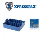 XpresspaX insert valise de transport pour bandes DLT avec boitier