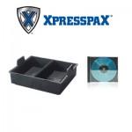 XpresspaX insert valise de transport pour CD/DVD