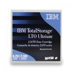 IBM Cartouche de données LTO-6 Ultrium REW 2,5 To/6,25 To