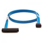 Câble SAS 1 m HP avec alimentation