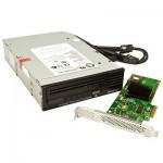 Quantum lecteur de bande interne demi-hauteur LTO-7 HH Ultrium interface SAS, livré avec carte SAS et bandes