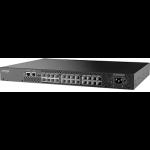 Lenovo DB610S 24 ports 16Gb, 8 ports actifs livré avec 8 SFP+